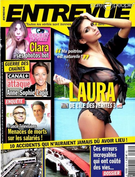 Interview de Laura Giraudi