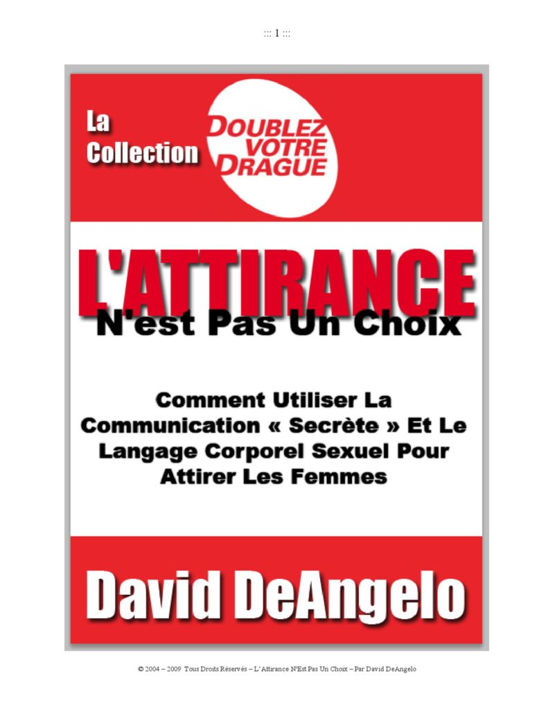ebook drague